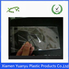OPP packaging bag with adhesive lip stape clear plain plastic bag