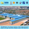 Yaoda Light Steel Sandwich Panel Prefab Houses Made in China
