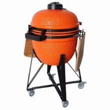 Backyard leisure charcoal bbq smoker oven