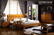 Prestige High End Full Size Bed Frame Equipped With Dresser Chest And Luxury Modern Bedroom Set