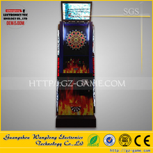 (vs phoenix dar)Low price and good quality coin operated electronic dart board, coin operated dart game machine for sale