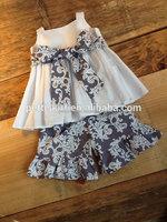 2015 wholsale new summer children suits for children wear
