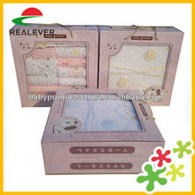 Wholesale baby toddler clothing/100% cotton clothes gift set/cheap newborn baby clothing set