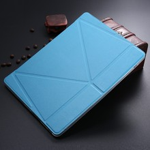 LETSVIEW High Quality Hot Luxury Magnetic Leather Stand Case For IPAD2 IPAD3 IPAD4 Tablet PC Cover Accessories