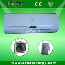 R410a Gas Split Solar Air Conditioner 9000 Btu Units For Hotel Use
