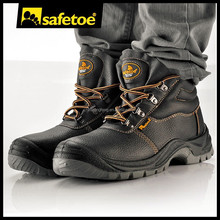Brand name safety shoes,ppe safety equipment, worker shoe with steel M-8138