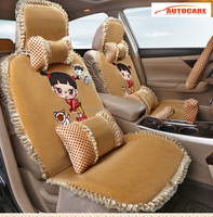 2015 best selling new fashion design women car seat cover