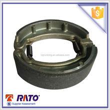 good coefficient motorcycle parts motorbike/motorcycle brake parts,brake shoes for JH125 Chinese JIALING motorcycle
