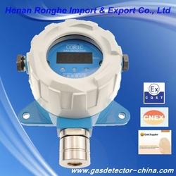 CRH-80D online gas detector connect PLC