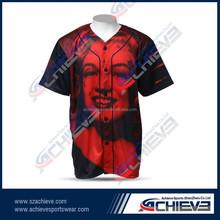 OEM service plus size baseball jersey best design your player softball wear