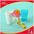 criança de plástico a prova de vazamento e garrafas de água para as crianças