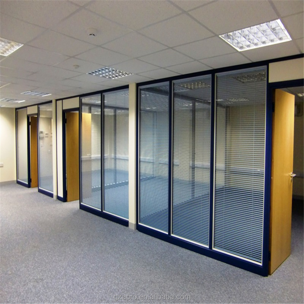 Office partitions design office glass partitions for for Modern office partition design