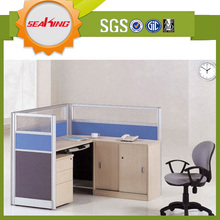 Wooden office cubicle design/modern office cubicle style