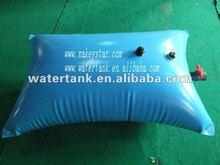 flexible de pvc de agua del tanque de agua para el sistema de tratamiento