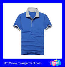 new style polo shirt for men/women short sleeve cotton polo t shirt high quality factory price
