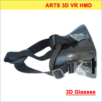 Virtual Reality Left and Right Eye Game 3D Video Glasses