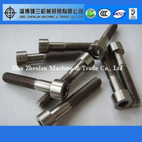 Titanium ASME/ANSI B18.3 Hex Socket Cap Screw