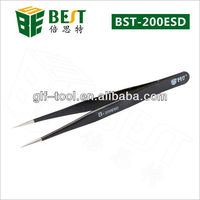 BEST-ESD tweezer for mobile repair tools