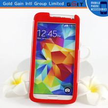 [GGIT] Full Screen Touch Window PU Leather Case for Samsung for Galaxy S5 with Fashion Color