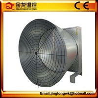 China Noiseless Industrial Exhaust Fan For Facotry