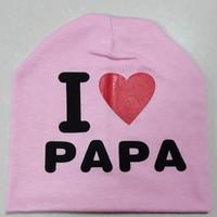 2015 Fashion Autumn Baby Hat Knitted Warm Cotton Toddler Beanie Baby Cap
