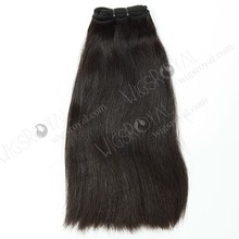 Hot selling 10inch Peruvian virgin savoy centre glasgow hair extensions