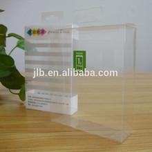 PVC packaging wholesale,transparent plastic box