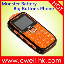 Long Standby phone battery mobile phone power bank 5000