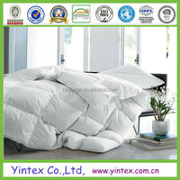 Wholesale Cotton Feather Down Quilt For Hotel