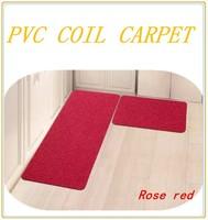 high-quality PVC coil carpet and waterproof rug/carpet floor carpet