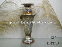 resin candlestick with new design big candlestick