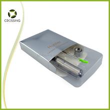 china wholesale high quality Ceramic donut atomizer wax vaporizer pen matching 18650 power battery
