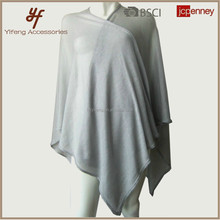 2310S Ladies acrylic knitted shawl