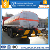 Quality special vehicle 30-35CBM petrol truck price