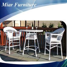 Wicker furniture home wine bar furniture set 405024