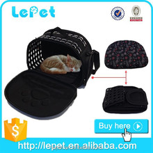 Soft Sided travel carrier Dog /Cat Comfort Travel Soft Crate for dogs