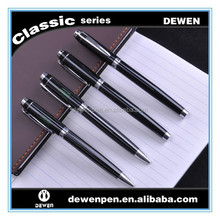 China Factory High Level and Low Price Light Weight Barrel Metal Roller Tip Pen
