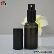 spray pump perfume, amber bottle spray, black mist atomizer