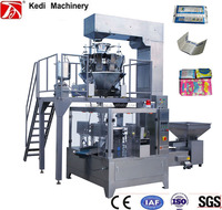 Microwave popcorn premade pouch-given rotary packing machine price(GD6-200D)