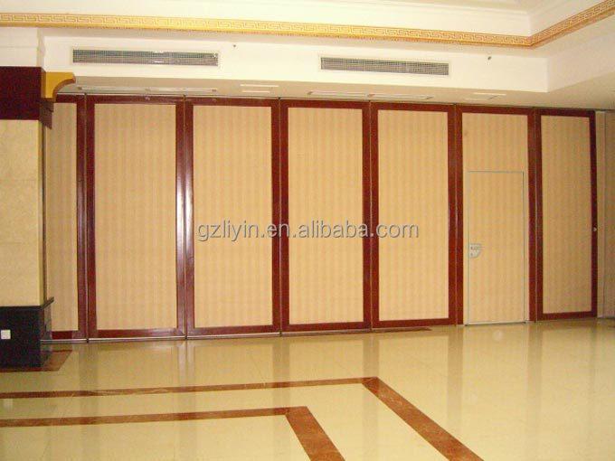 Room Divider Walls Sliding Soundproof Material Sl...