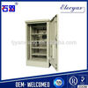 22U 19inch rack galvanized plate SK-253A outdoor communication cabinet with 300W air conditioner