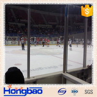HDPE hockey boards for sale/hdpe sound barrier fence / Polyethylene HDPE ice rink Dasher Boards