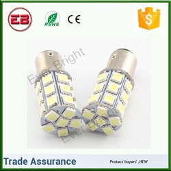 1157 BA15D 5050 27 SMD Auto light Car Turn brake car led lamp,car front light