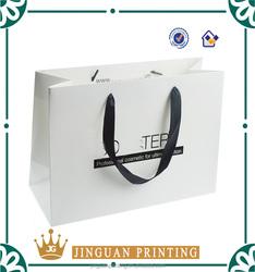 2016 Custom Paper Bag Machine Price, Paper Shopping Bag/Popular Hand Paper Bag