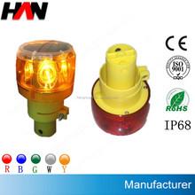 solar traffic signal power light led, waterproof power light