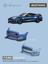 2015 Facelift PP Material Mustang shelby Body kit will be sell on the market on July