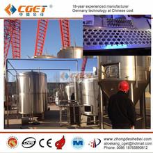 Microbrewery 10 HL/batch 1000L brewhouse 2000L fermentation tank