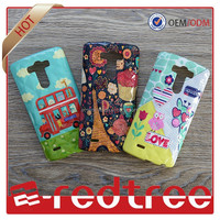 Wholesale custom back cover case, cheap price colorful design mobile phone accessory IMD case