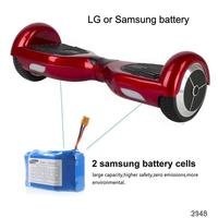 li-ion battery electric scooter