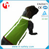 high reflective pet safety protection green dog protective vest